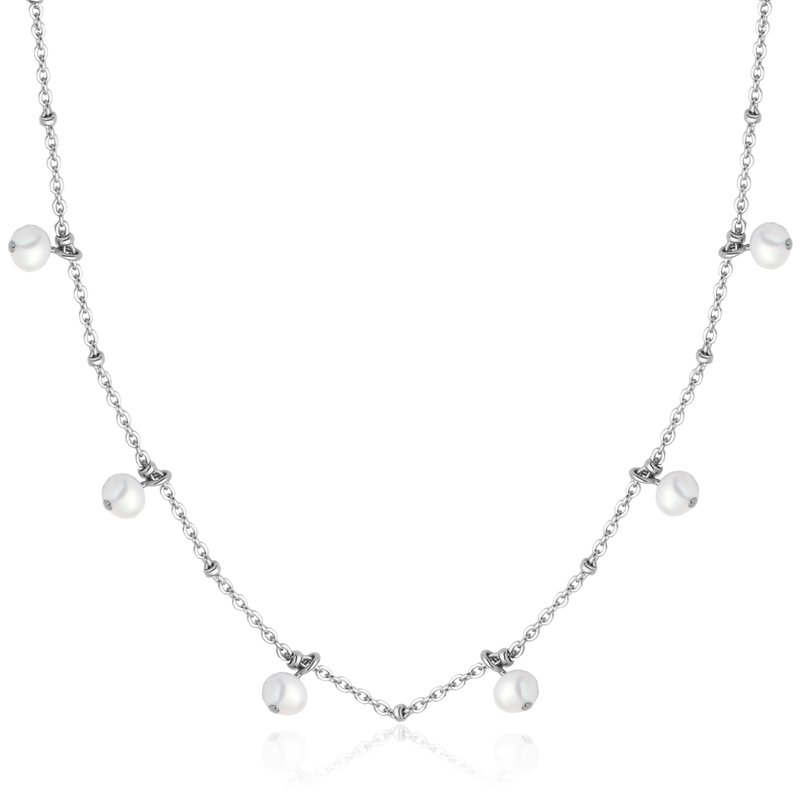 STEELX Pearl Necklace