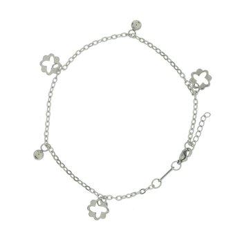 Flower Anklet Bracelet