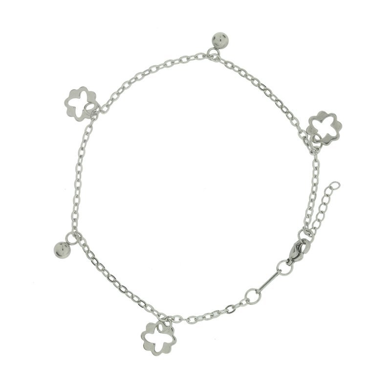STEELX Flower Anklet Bracelet