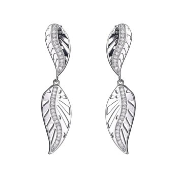 Leaf Dangle Earring
