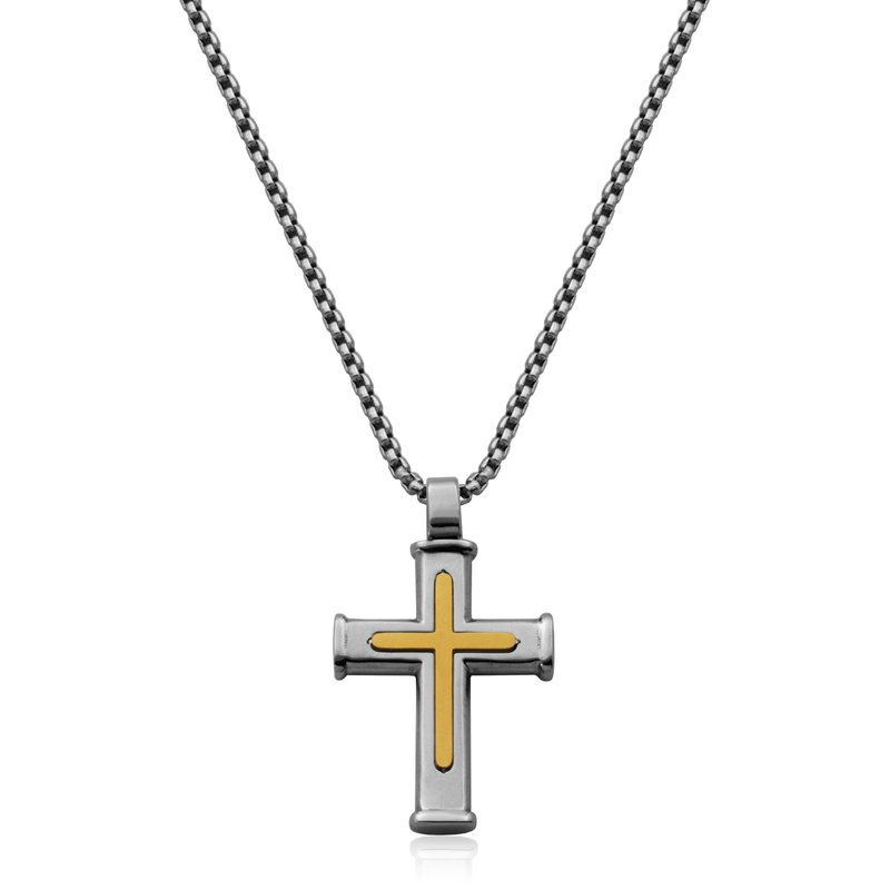 STEELX Two Tone Cross