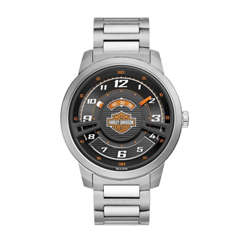 Bulova Men's Harley Davidson Watch