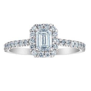 Engagement Ring - LAB GROWN Diamond