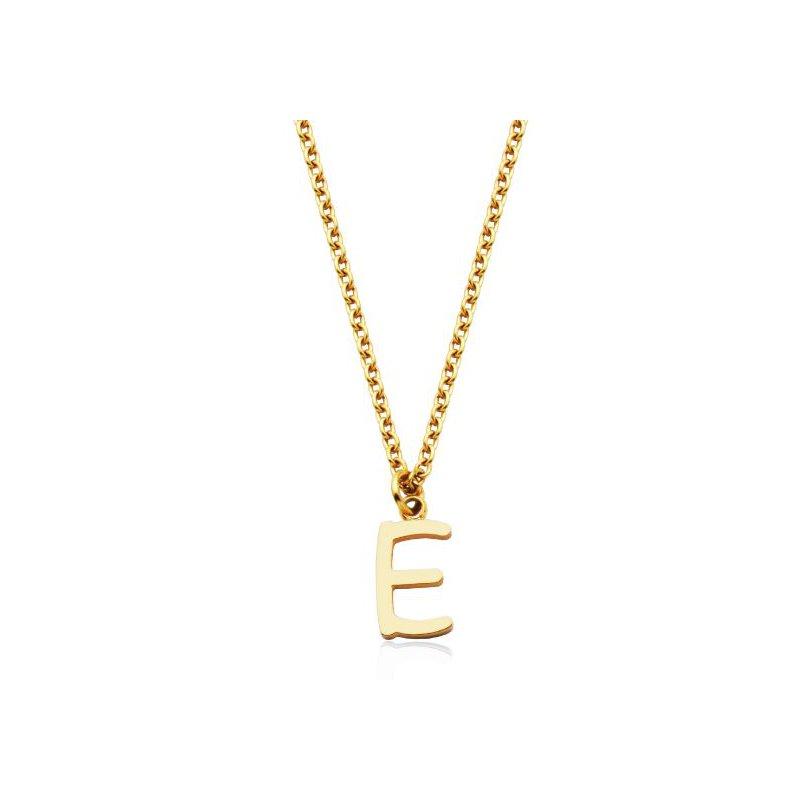 "STEELX ""E"" Necklace"