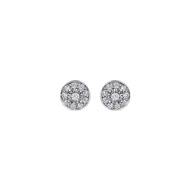 D of D Signature Diamond earrings