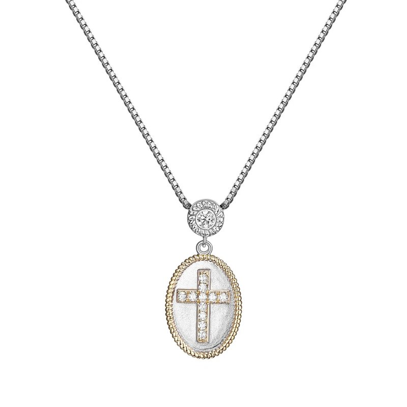 Reign Cross Pendant