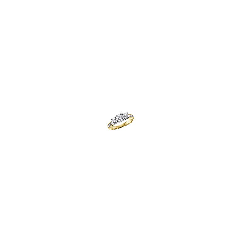 D of D Signature Engagement Ring