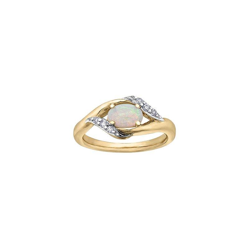 D of D Signature Opal Ring