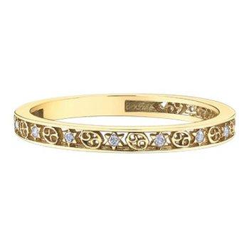 Zodiac Ring - CANCER