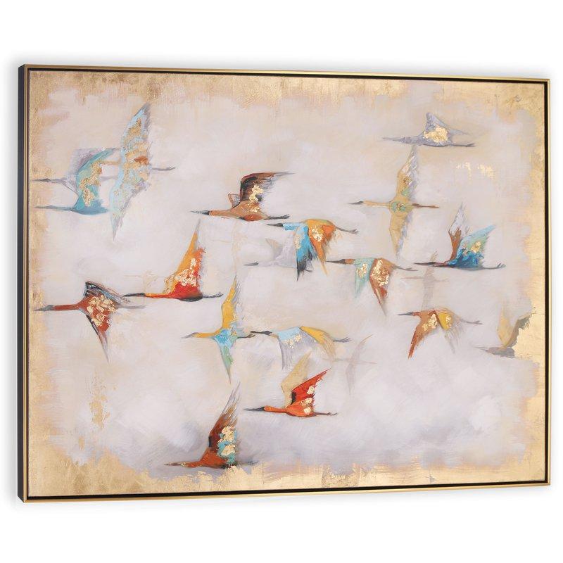 """Facet Gallery """"Flight Home"""""""