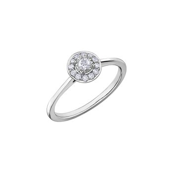 Round Brilliant Bridal Solitaire Ring