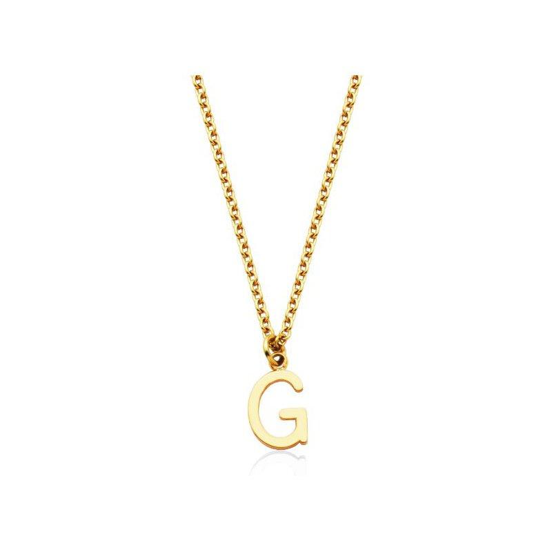 "STEELX ""G"" Necklace"