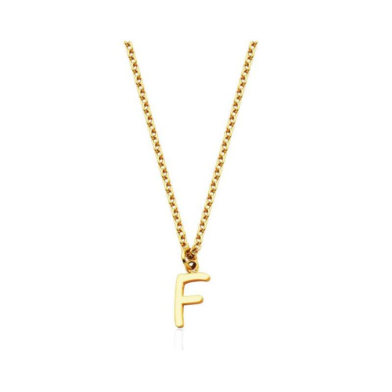 STEELX 'F' Necklace