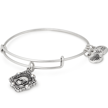 """Because I Love You Grandmother"" Bangle"