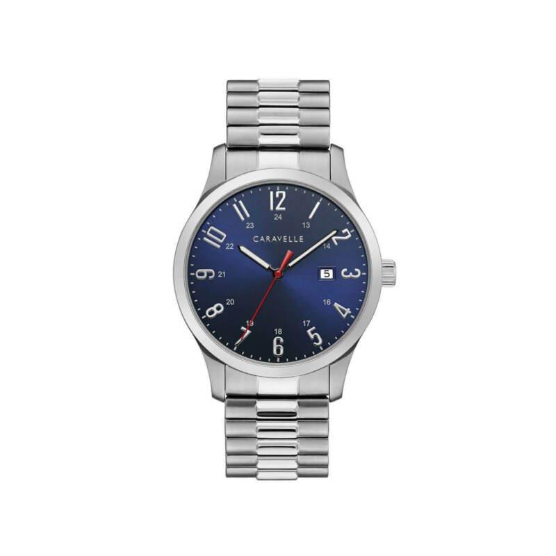 Caravelle Men's Expansion Watch