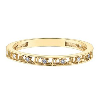Zodiac Ring - Capricorn