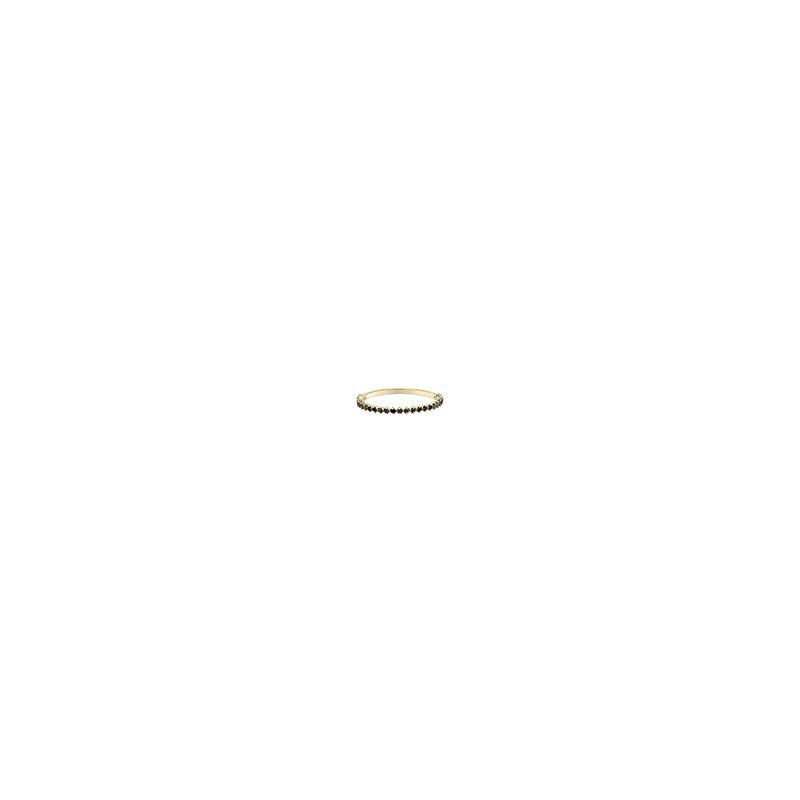 D of D Signature Black Diamond Chi Chi Ring 10KY