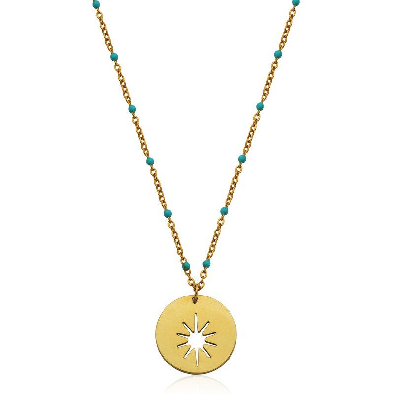 STEELX North Star Necklace