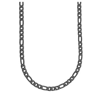 Black Figaro Chain