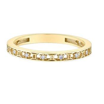 Zodiac Ring - GEMINI