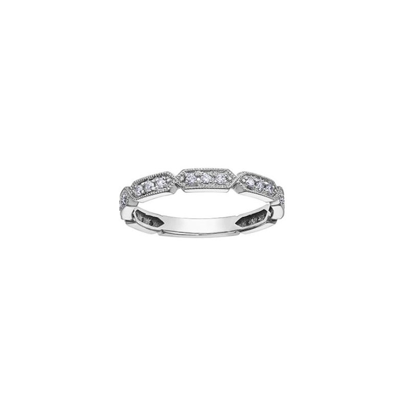 D of D Signature Stackable Diamond Ring