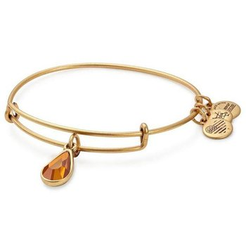 Nov birthstone adjustable bangle