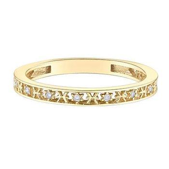 Zodiac Ring - PISCIS