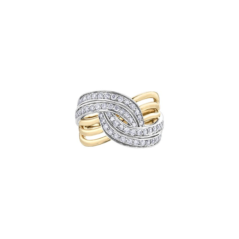 D of D Signature Right hand ring