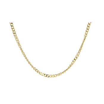 Jersey Mask Chain (Gold or Silver Tone)
