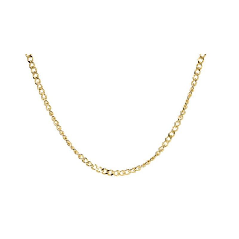 eLiasz and eLLa Jersey Mask Chain (Gold or Silver Tone)