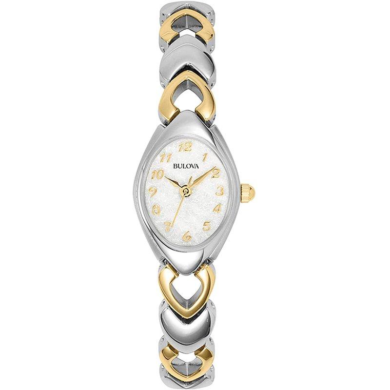 Bulova Ladies Two-Tone Watch