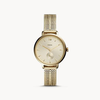 Ladies Gold Metal Watch