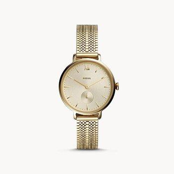 Ladies Gold Metal Watch