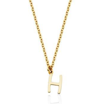 """H"" Necklace"