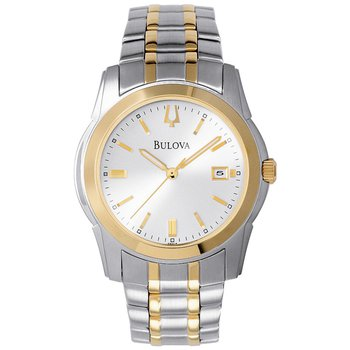 Men's Two-Tone Watch