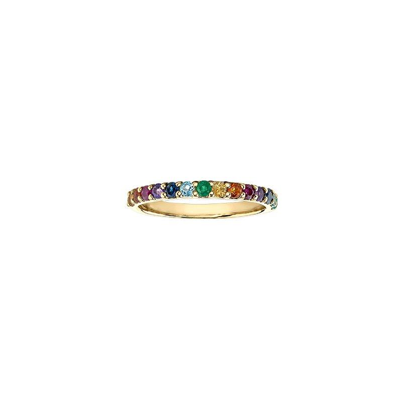D of D Signature Rainbow Ring