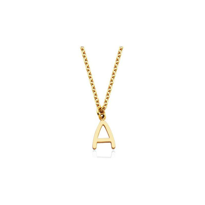 "STEELX ""A"" Necklace"