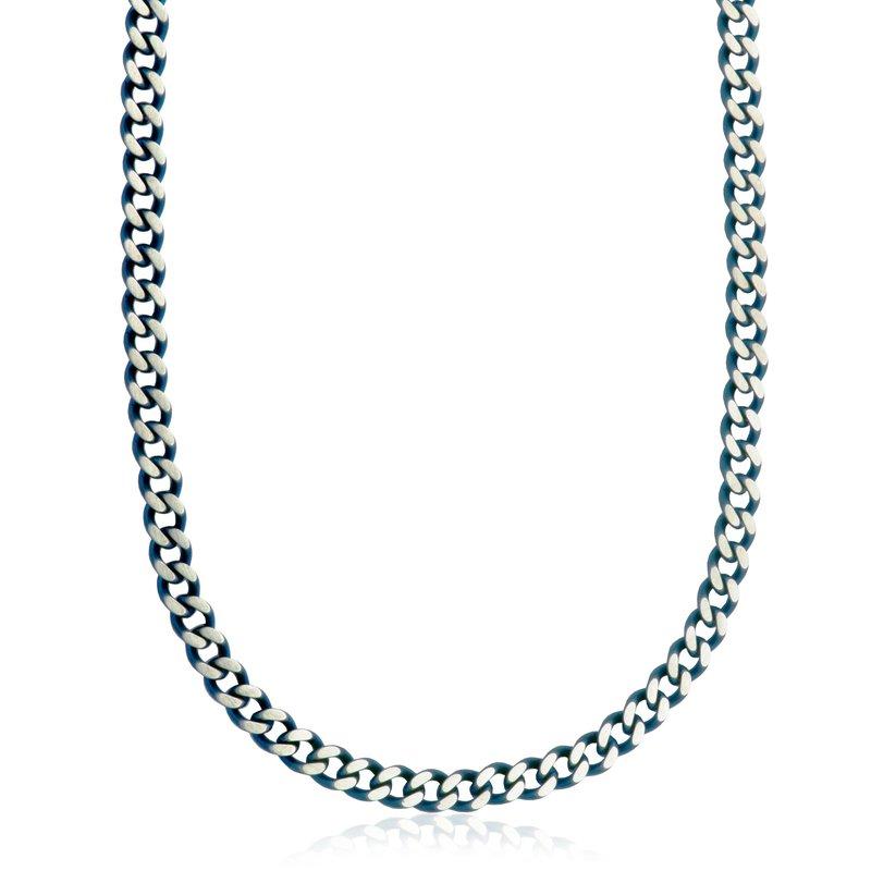 STEELX Blue/Grey Chain