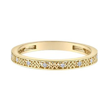 Zodiac Ring - Aquarius