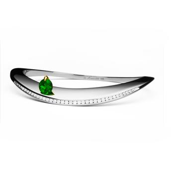 Plaza Collection Gemstone & Diamond Bracelet