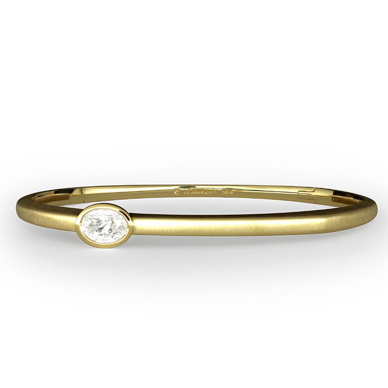 Pascal Lacroix Tahoe Collection Oval Diamond Bracelet
