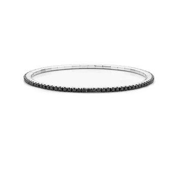 Extensible Black Diamond Bracelet
