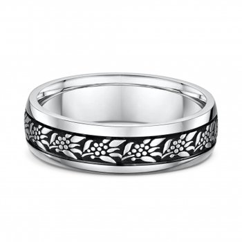 Venetian Lace Patterned Band