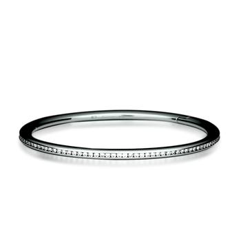 Channel Set Diamond Bracelet