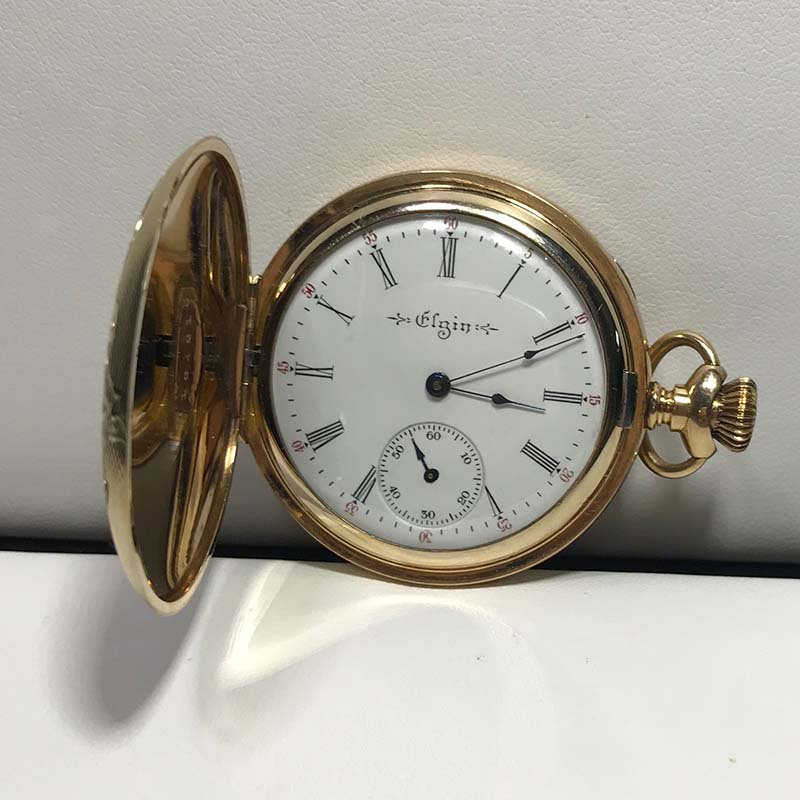 Antique & Estate Elgin Pocket watch