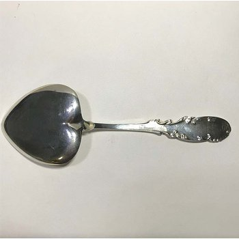 Sterling Cupid Spoon