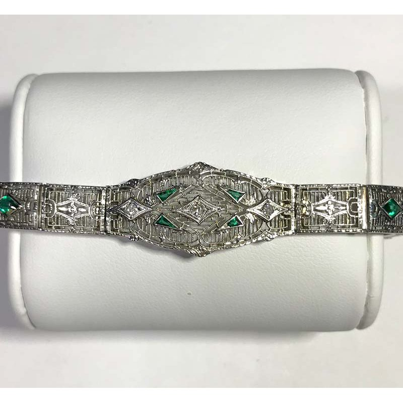 Antique & Estate Deco Bracelet