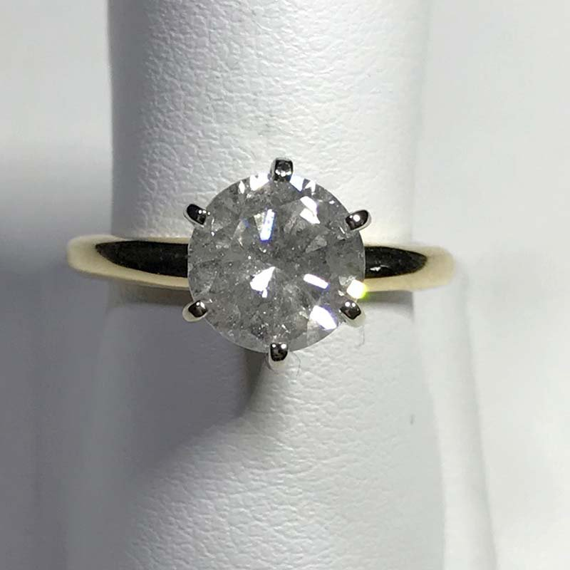 Antique & Estate Diamond Ring