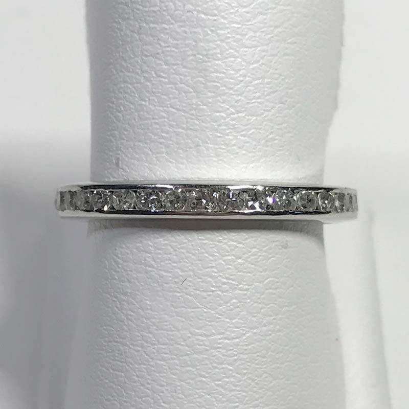 Antique & Estate Platinum Diamond Ring
