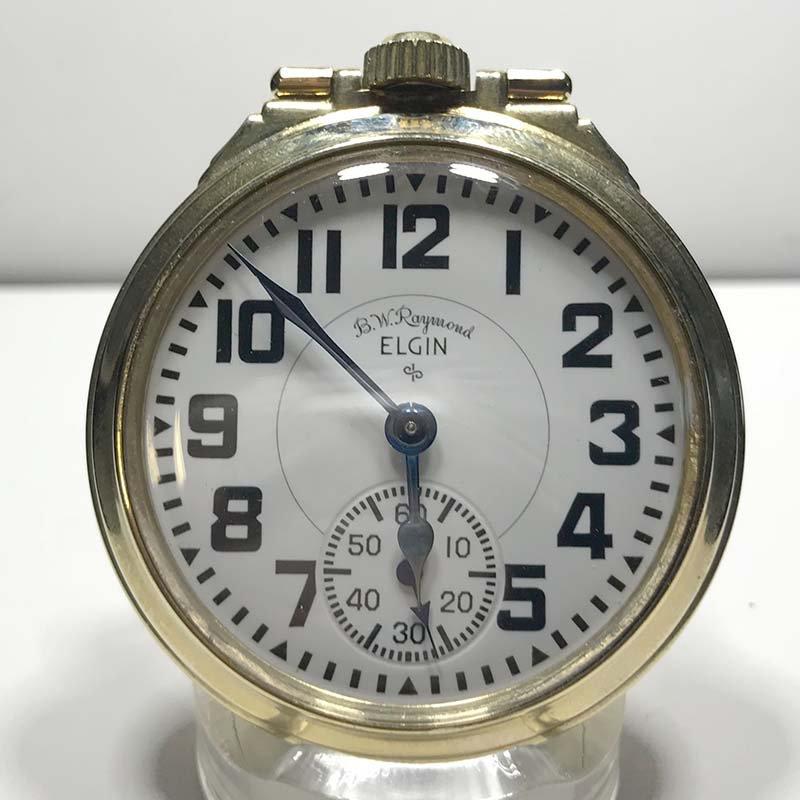 Antique & Estate Gold Filled Elgin Pocketwatch